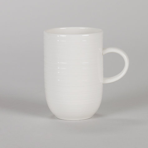 Buy John Lewis Croft Collection Luna Latte Mug Online at johnlewis.com