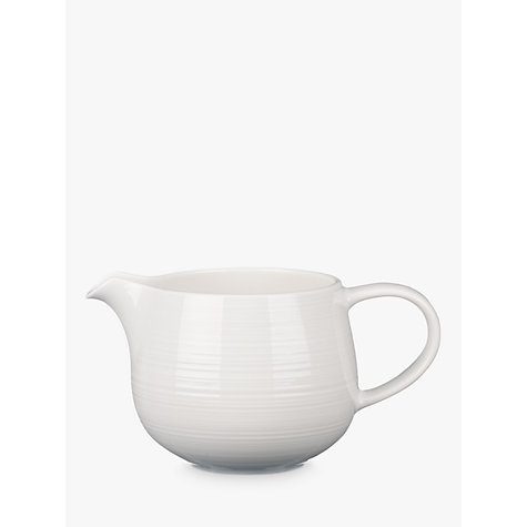 Buy John Lewis Croft Collection Luna Sauce Boat Online at johnlewis.com