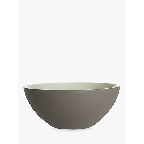 Buy John Lewis Puritan Cereal Bowl, Dia.15.5cm Online at johnlewis.com
