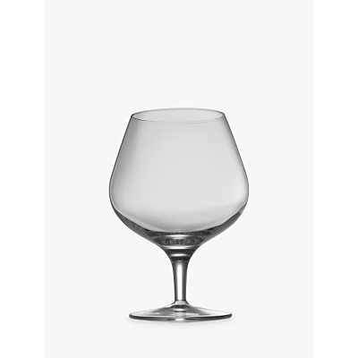 John Lewis Connoisseur Brandy Glasses, Set of 4, Clear