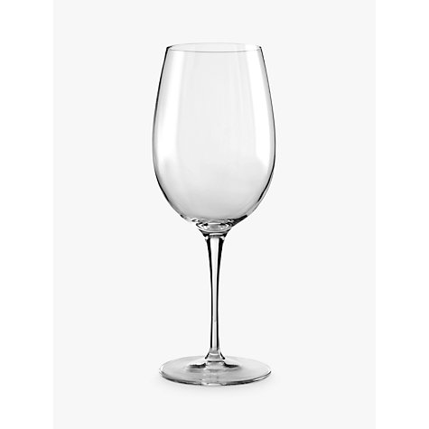 Buy John Lewis Connoisseur Red Wine Glasses, 0.59L, Set of 4 Online at johnlewis.com