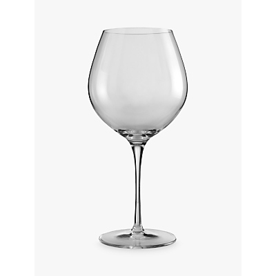 John Lewis Connoisseur Red Wine Glasses, 0.66L, Set of 4