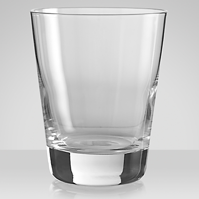 John Lewis Connoisseur Whiskey Glasses, Set of 4, Clear