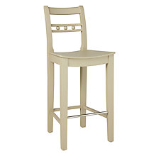 Buy Neptune Suffolk Bar Chair, Limestone Online at johnlewis.com