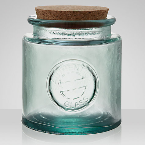 Buy Authentic Recycled Jars, Set of 3, 0.8L Online at johnlewis.com