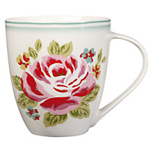 Buy Cath Kidston English Rose Mug Online at johnlewis.com