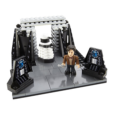 Buy Doctor Who: Dalek Progenitor Room Set Online at johnlewis.com