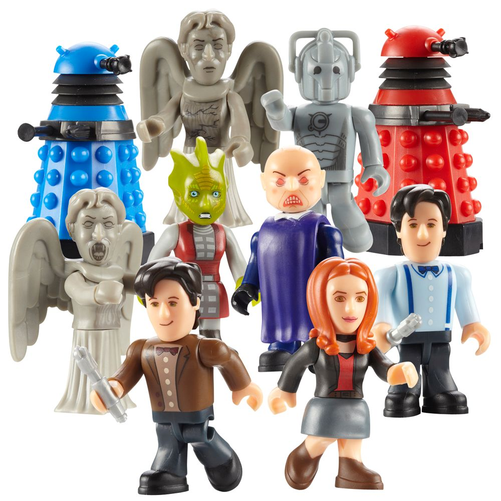 Doctor Who: Micro Figures