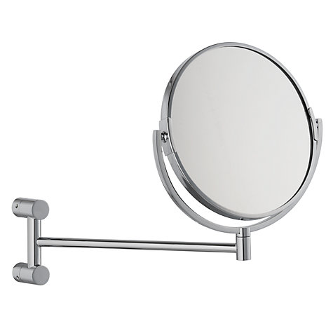 Buy Samuel Heath Xenon Extending Wall Mirror Online at johnlewis.com