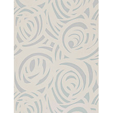 Buy Harlequin Vortex Wallpaper, Ivory, 110077 Online at johnlewis.com