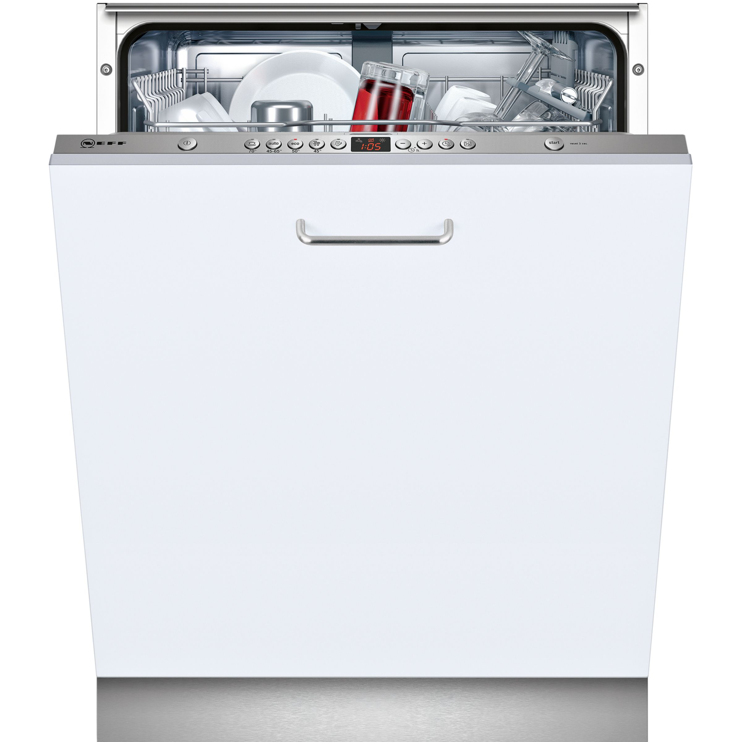 Neff S51M53X1GB Integrated Dishwasher