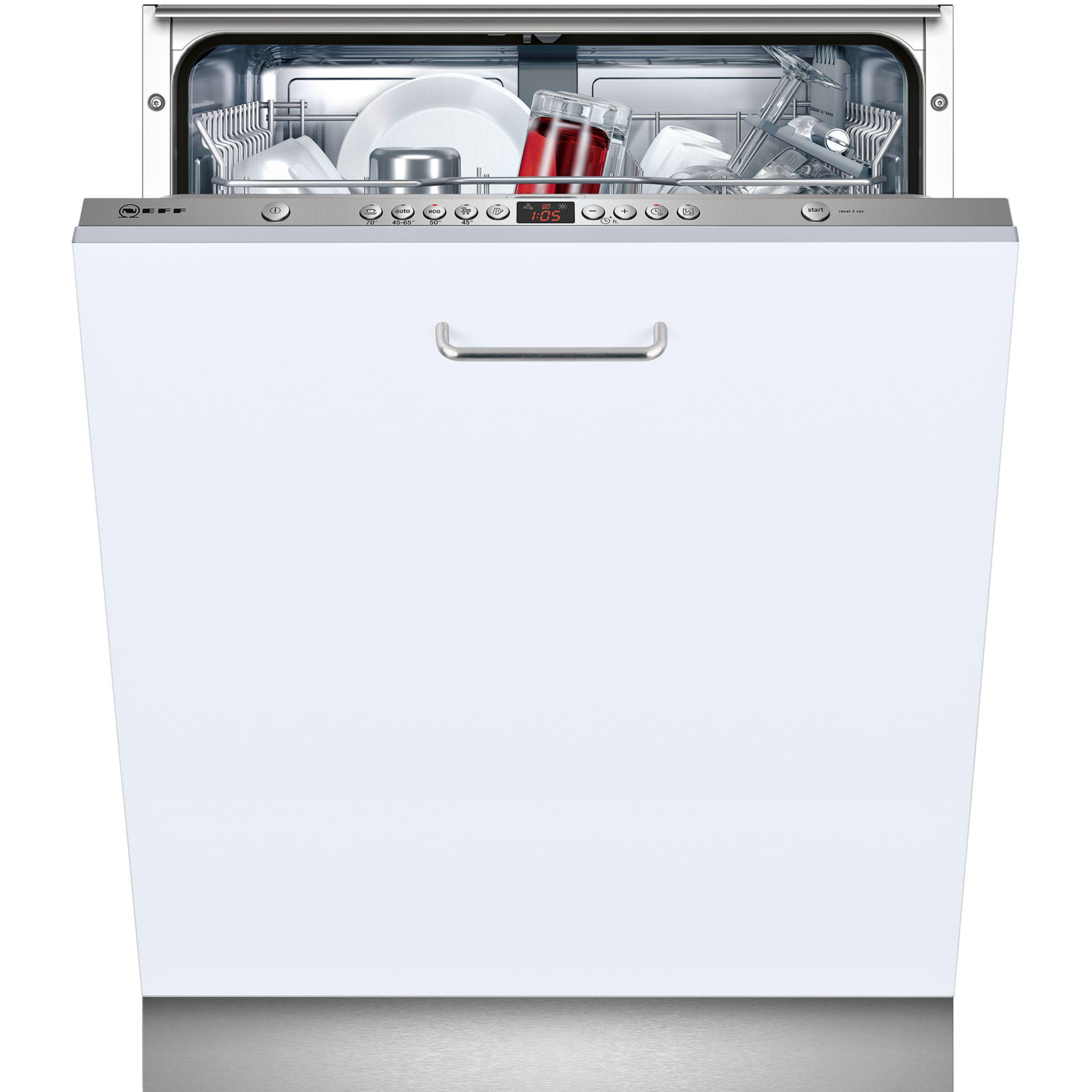 Neff S51M53X1GB Integrated Dishwasher