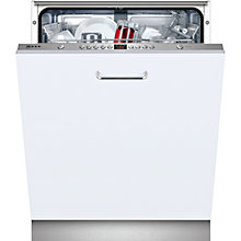 Buy Neff S51M53X1GB Fully Integrated Dishwasher Online at johnlewis.com
