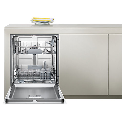Buy Neff S51M53X1GB Integrated Dishwasher Online at johnlewis.com