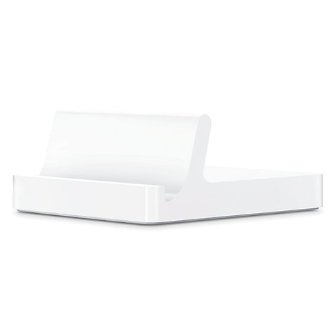 Buy Apple MC940ZM/A Dock for 2nd and 3rd generation iPads Online at johnlewis.com