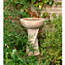 Buy Foras Honed Rainbow Birdbath Online at johnlewis.com