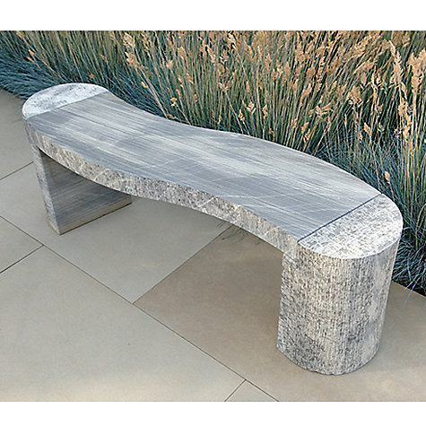 Buy Foras Jasper 130 Garden Bench Online at johnlewis.com