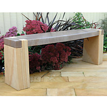 Buy Foras Rossco 130 Garden Bench Online at johnlewis.com