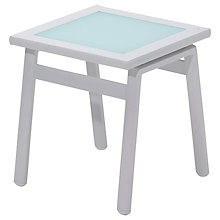 Buy Gloster Azore Square Outdoor Table Online at johnlewis.com