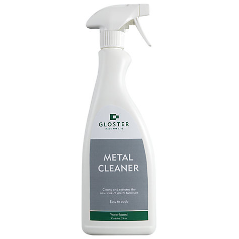 Buy Gloster Metal Cleaner, 750ml Online at johnlewis.com