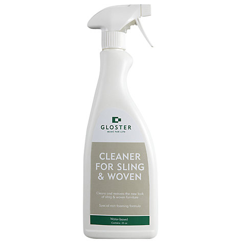 Buy Gloster Sling and Woven Cleaner, 750ml Online at johnlewis.com