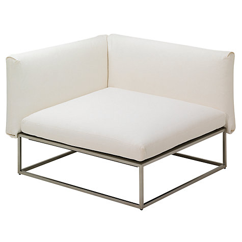 Buy Gloster Cloud 100 x 100 Outdoor Corner Unit Online at johnlewis.com