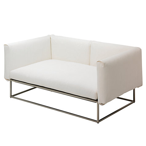 Buy Gloster Cloud Outdoor Sofa with Arms Online at johnlewis.com