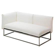 Buy Gloster Cloud 75 x 150 Outdoor Left End Unit Online at johnlewis.com