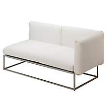 Buy Gloster Cloud 75 x 150 Outdoor Right End Unit Online at johnlewis.com