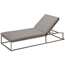 Buy Gloster Cloud Sunloungers Online at johnlewis.com