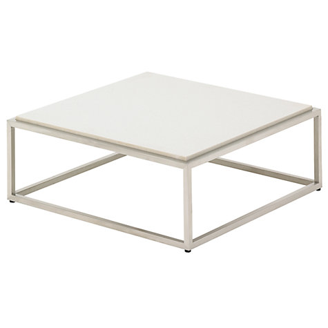 Buy Gloster Cloud Coffee Table with Quartz Top Online at johnlewis.com