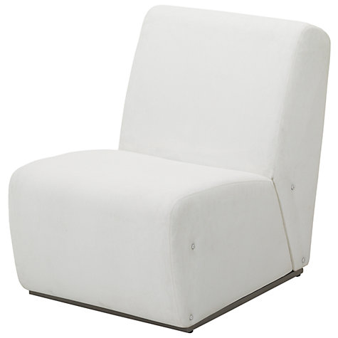 Buy Gloster Club Outdoor Centre Unit, Ivory Online at johnlewis.com