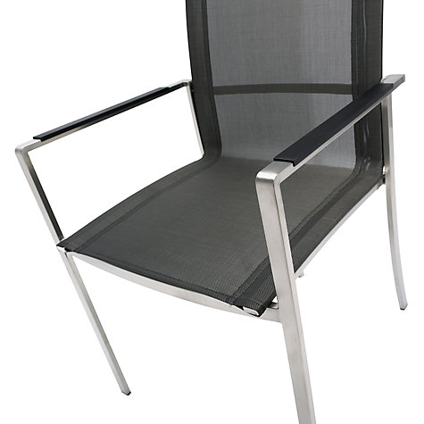 Buy Gloster Fusion Shell Stacking Chair Arm Covers Online at johnlewis.com
