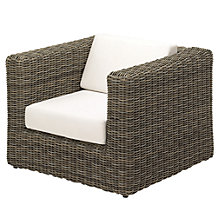Buy Gloster Havana Modular Outdoor Lounge Chair with Waterproof Cushions Online at johnlewis.com