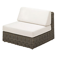 Buy Gloster Havana Modular Outdoor Centre Unit with Waterproof Cushions Online at johnlewis.com