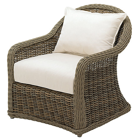 Buy Gloster Havana Deep Seat Outdoor Armchair Online at johnlewis.com