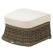 Buy Gloster Havana Deep Seat Outdoor Ottoman, Willow Online at johnlewis.com