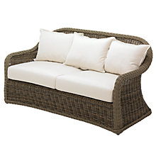 Buy Gloster Havana Deep Seat Outdoor Sofa, Willow Online at johnlewis.com