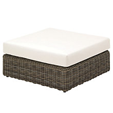 Buy Gloster Havana Modular Outdoor Ottoman, Willow Online at johnlewis.com