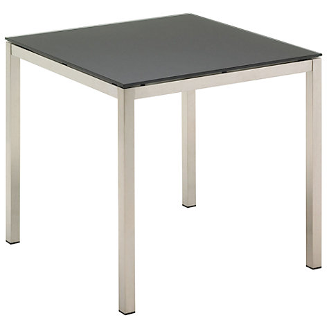 Buy Gloster Kore Square 4 Seater Outdoor Dining Table Online at johnlewis.com