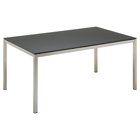 Buy Gloster Kore Rectangular 6 Seater Outdoor Dining Tables Online at johnlewis.com
