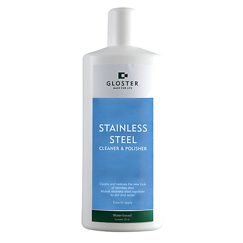 Buy Gloster Stainless Steel Cleaner, 750ml Online at johnlewis.com