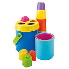 Buy John Lewis Shape Sorter Online at johnlewis.com