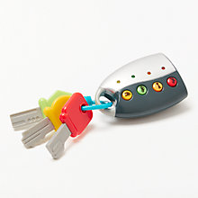 Buy John Lewis Toy Car Keys Online at johnlewis.com