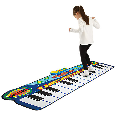 Buy John Lewis Giant Piano Mat Online at johnlewis.com