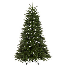 Buy John Lewis Louise Fir Christmas Tree, Green, 6ft Online at johnlewis.com