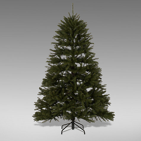 Buy John Lewis Dexter Pine Christmas Tree, 6ft Online at johnlewis.com