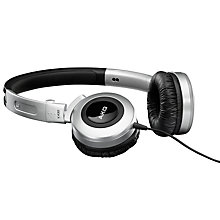 Buy AKG K430SLV On-Ear Headphones, Silver Online at johnlewis.com
