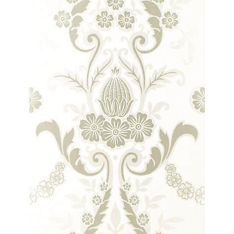 Buy Designers Guild Almaviva Wallpaper, Pearl, P497/08 Online at johnlewis.com