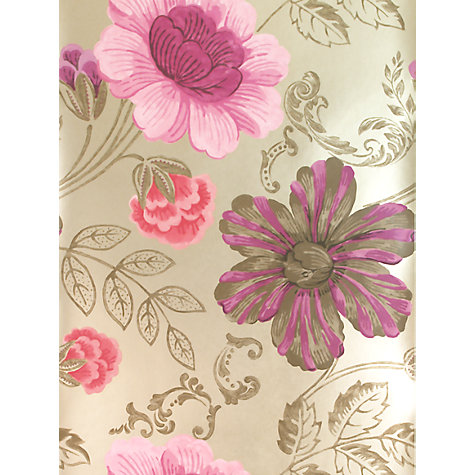 Buy Designers Guild Amalienborg Wallpaper Online at johnlewis.com